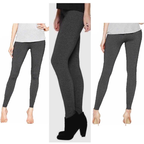 Select a size//color Matty M Women/'s Wide Waistband Full Length Leggings